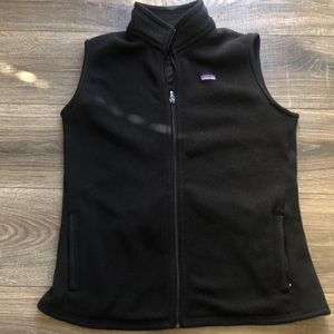 PATAGONIA better sweater vest .